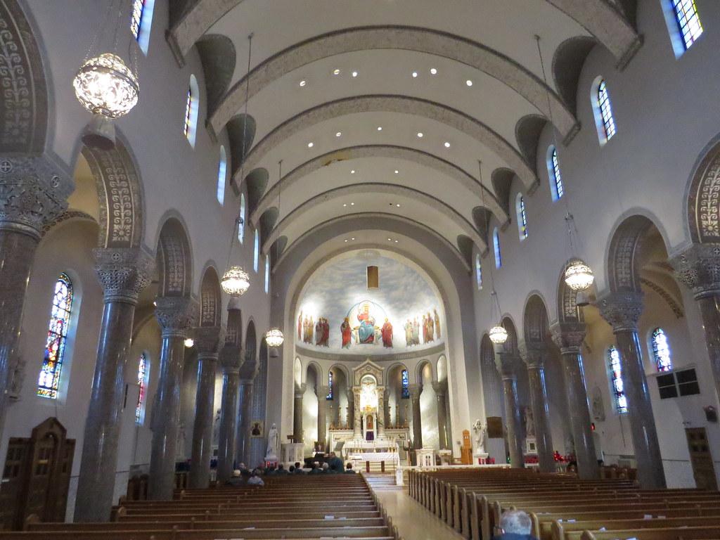 The Origins of St John's – Ohio City