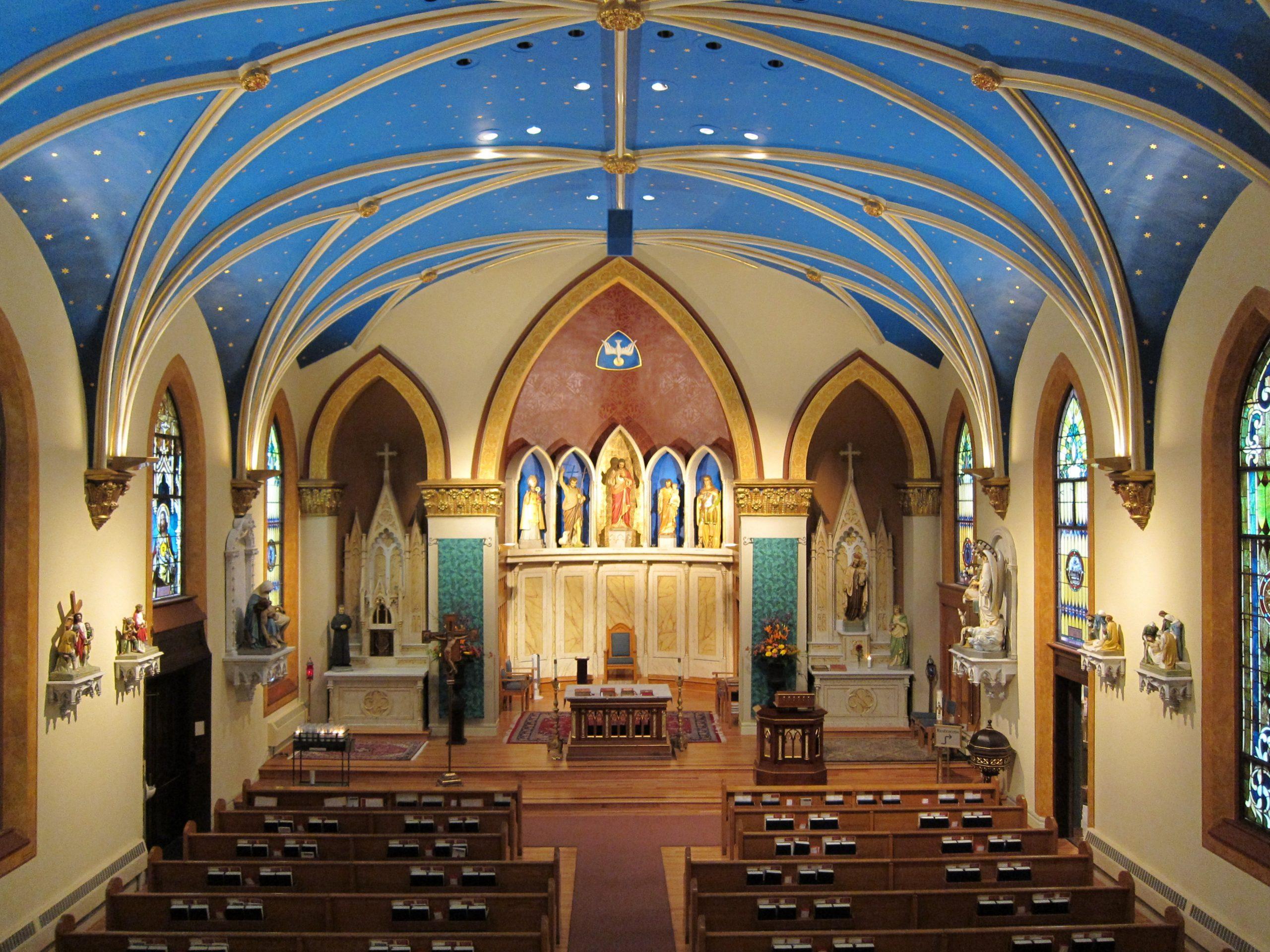 The Modern Legacy of St. John's Church